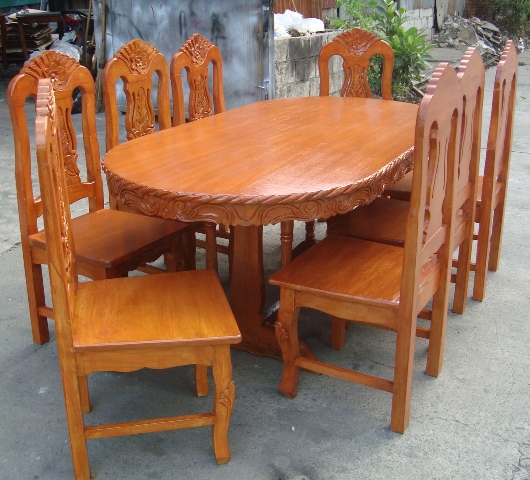 Wooden Dining Tables 4 S 6 And 8